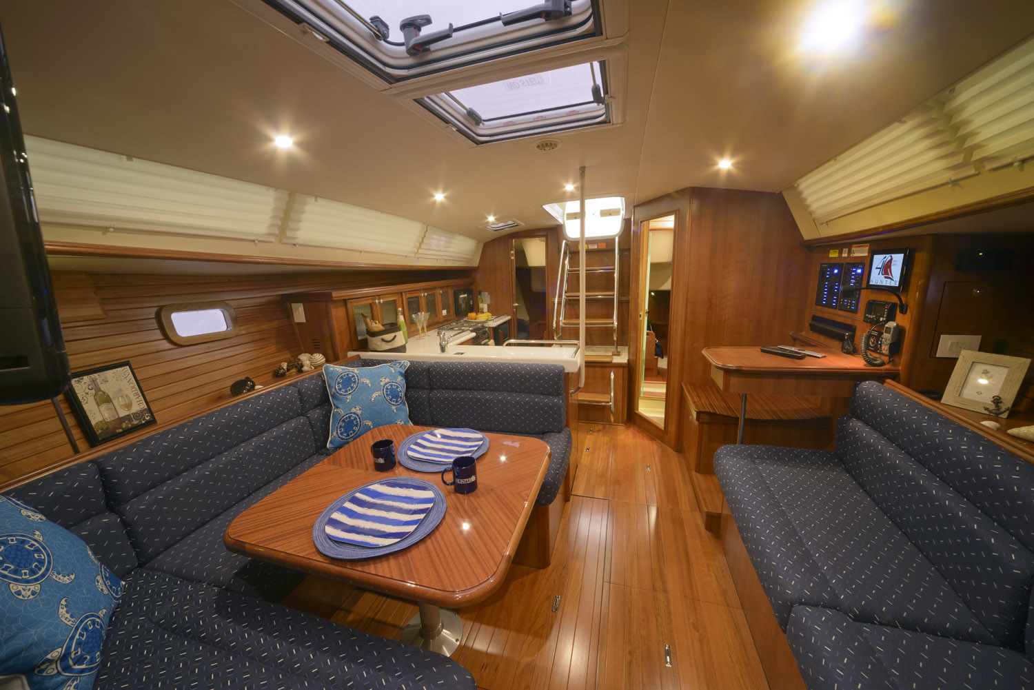 The 40 – A new level of design, performance and luxury | Blue Water